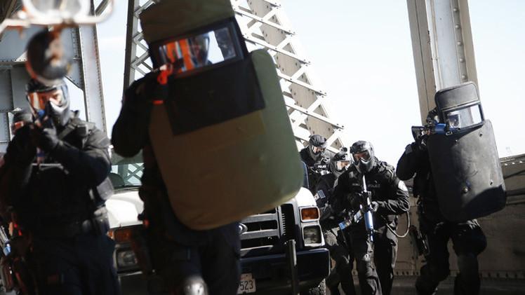 بالفيديو.. قوات التدخل السريع الأمريكية تنهي لعبة