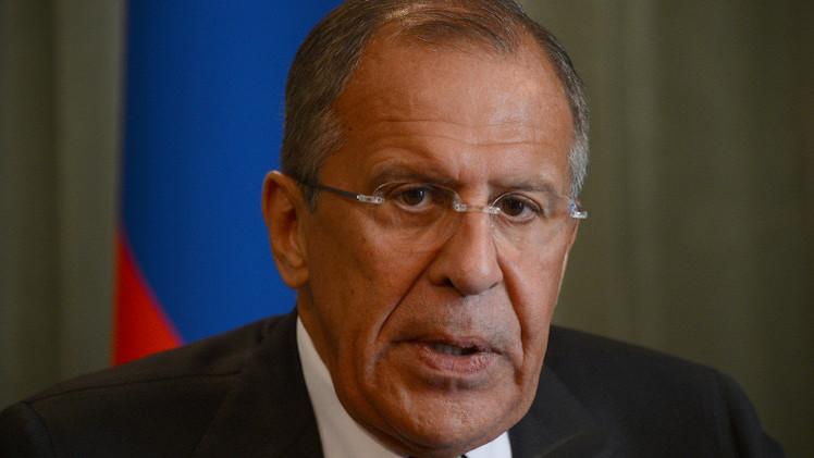 لافروف: كل الاتهامات بإرسال قوات روسية إلى أوكرانيا عارية عن الصحة والغرب لا يقدم أية أدلة