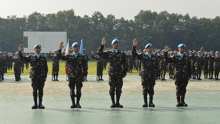 الجيش الفلبيني يعلن استعداد قواته لمواجهة مسلحي