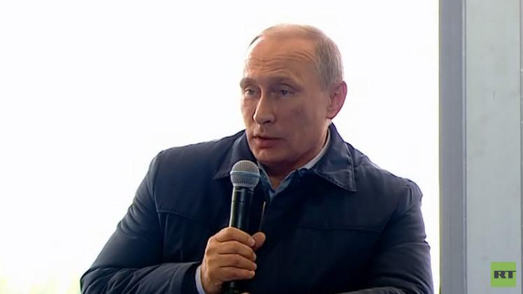 بوتين: الروس والأوكرانيون شعب واحد وما يحدث هو مأساتنا المشتركة