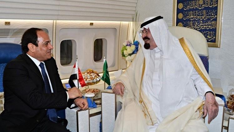 مصر تمنح العاهل السعودي دكتوراه فخرية
