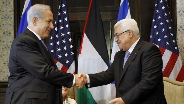 مكتب نتانياهو ينفي ما نقله عباس عن موافقته على إقامة الدولة الفلسطينية