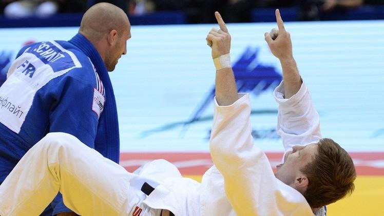 الروسي نيفونتوف يفوز ببرونزية بطولة العالم للجودو