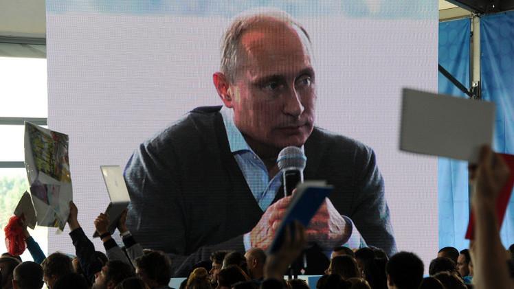 بوتين: لن ندخل في نزاعات لكننا سنتصدى لأي عدوان