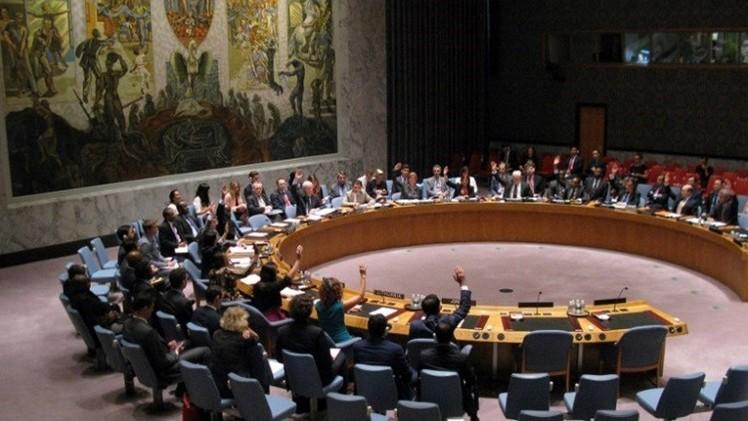 مجلس الأمن يدعو الحوثيين للكف عن الأعمال العدائية ضد الحكومة اليمنية