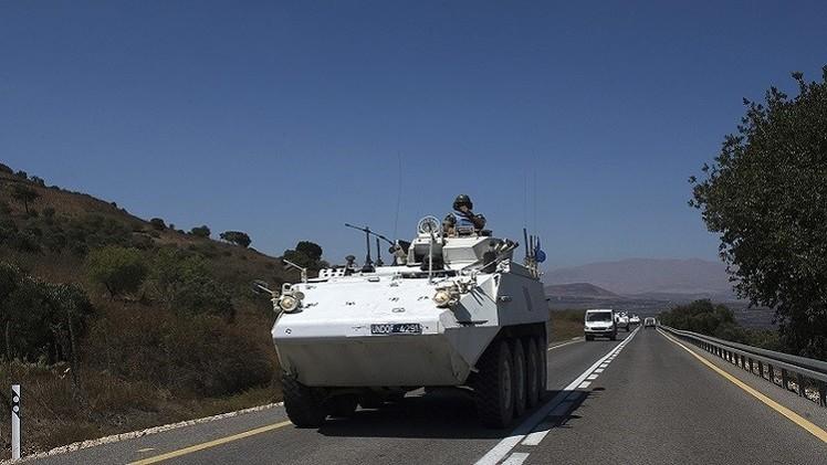 الأمم المتحدة: تلقينا تأكيدات بأن جنود حفظ السلام في الجولان خطفوا لحمايتهم