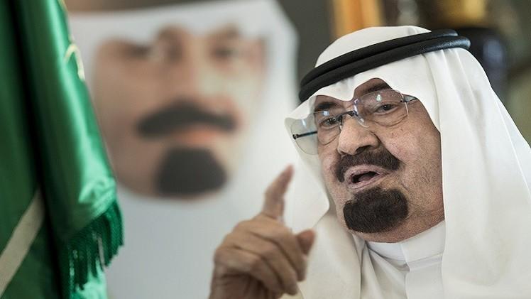 العاهل السعودي يحذر من خطر امتداد الإرهاب إلى أوروبا وأمريكا