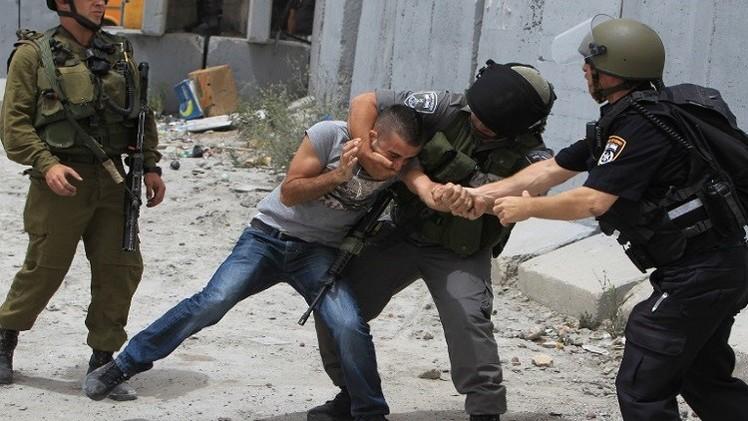 السلطات الإسرائيلية تعتقل نحو 600 فلسطيني خلال شهر أغسطس