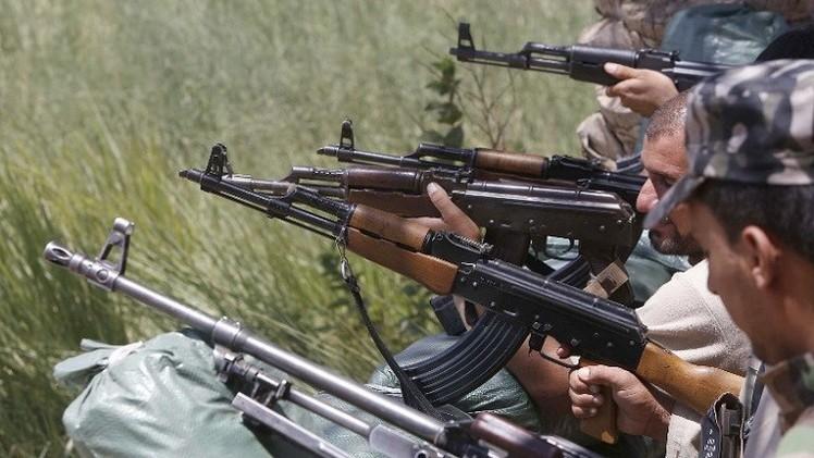 بدء عملية عسكرية لفك حصار بلدة آمرلي العراقية