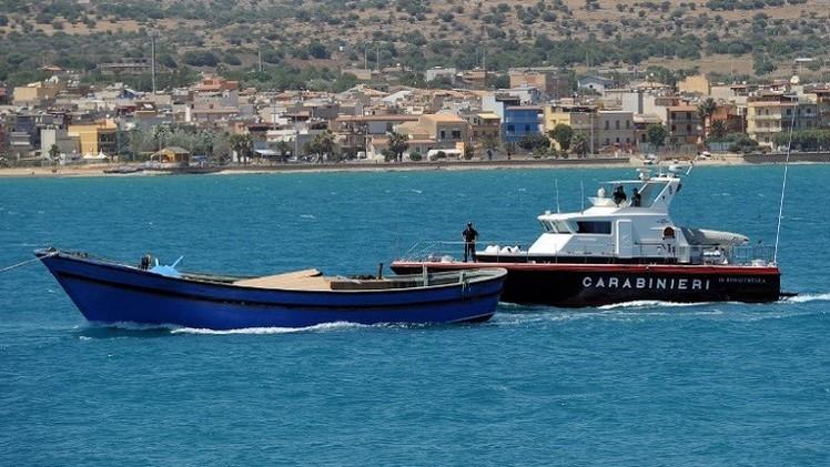 ارتفاع حصيلة ضحايا غرق زورق قرب سواحل تونس الى 36 شخصا