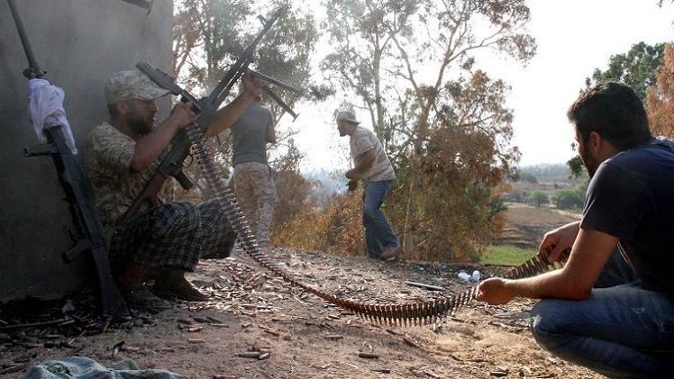 ليبيا.. نحو 10 قتلى في معارك بين قوات حفتر وإسلاميين ببنغازي
