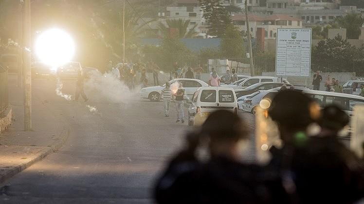 انفجار ضخم قرب محطة للحافلات في مستوطنة بالضفة الغربية