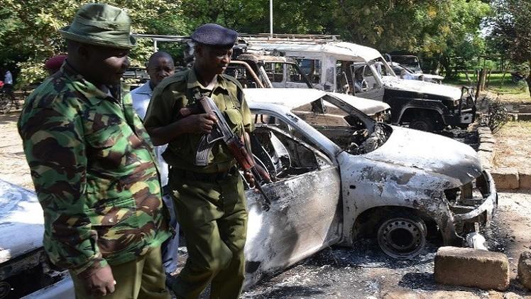 مقتل 11 شخصا في استهداف مقر الاستخبارات بمقديشو