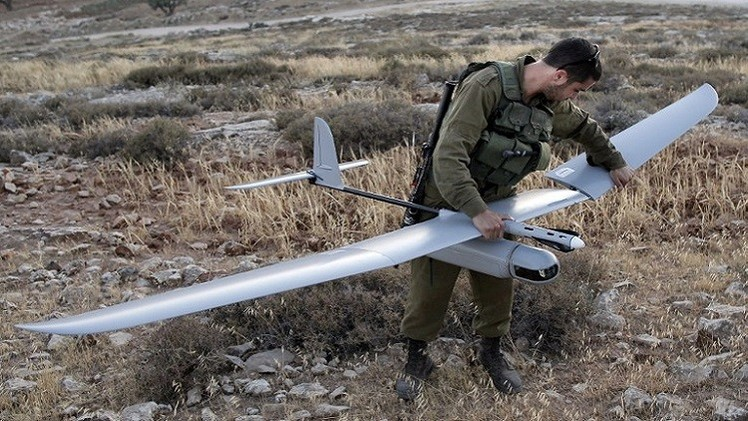 إسرائيل تسقط طائرة من دون طيار فوق الجولان المحتل قادمة من سورية