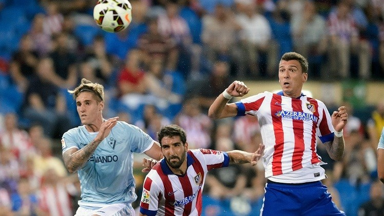 أتليتيكو مدريد يفوز بشق الأنفس على ضيفه إيبار الوافد الجديد إلى الليغا .. (فيديو)