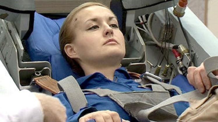 رائدة الفضاء الروسية الرابعة تستعد للانطلاق إلى المحطة الفضائية الدولية
