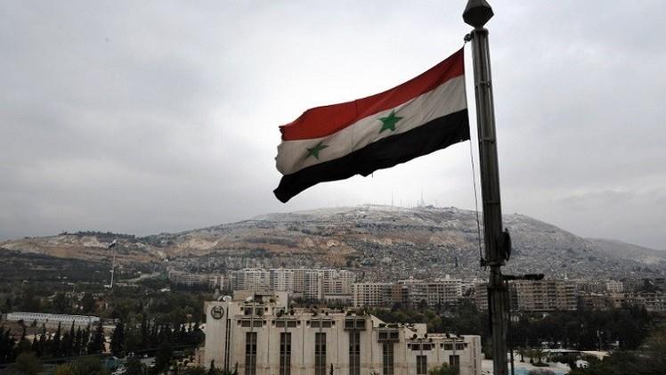 دمشق تنتقد رفض هولاند التعاون معها في مكافحة الإرهاب