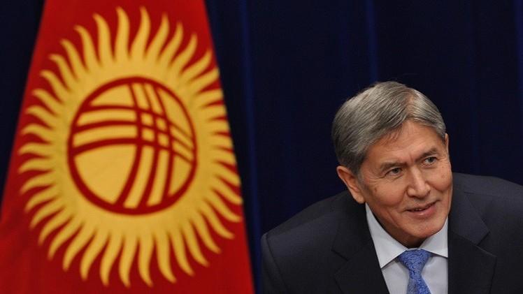 أتامباييف: غازبرزم تخفّض سعر الغاز لقرغيزستان بنحو 1.5 مرة