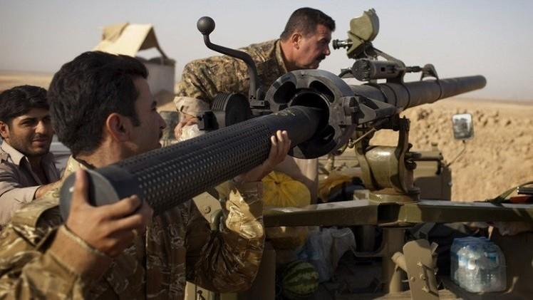 ألمانيا تزود القوات الكردية في العراق بالأسلحة لمواجهة