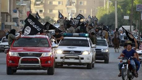 مقاتلو تنظيم الدولة الإسلامية في سورية