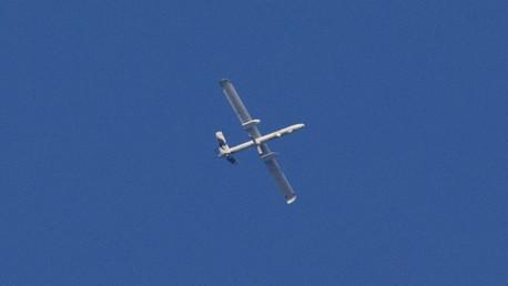 طائرة إسرائيلية من دون طيار