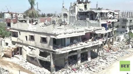 حي الشجاعية - غزة