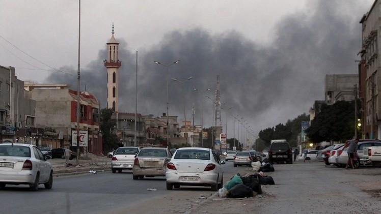 لافروف: أرباح النفط الليبي الذي اشترته أوروبا تنفق في تمويل الإرهابيين