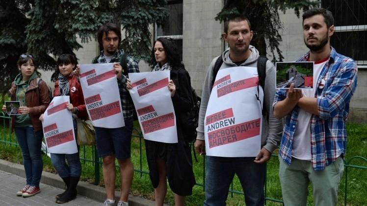 دولغوف: موسكو تسعى لتحرير الصحفي ستينين بأسرع وقت