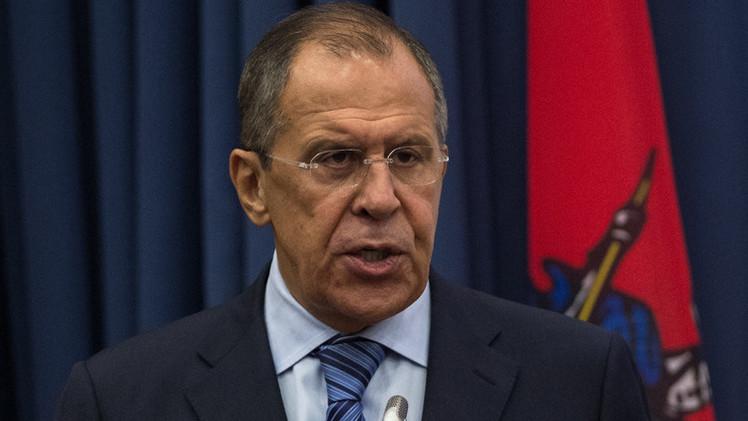 لافروف: روسيا لا تنوي الخروج من منظمة التجارة العالمية