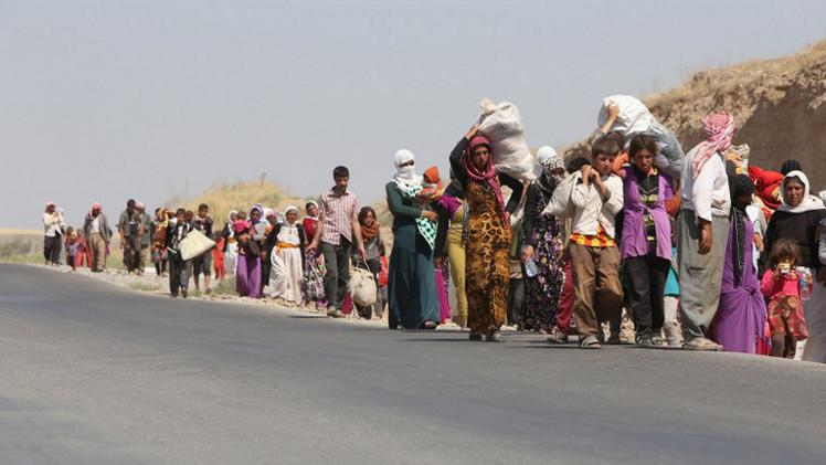 بورودافكين: ما يحدث في العراق يؤكد أن التدخل الخارجي يؤدي إلى انتشار الإرهاب