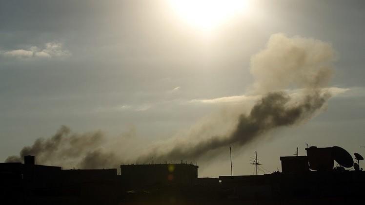 عشرات القتلى والجرحى في قتال عنيف حول قاعدة بنينة الجوية ببنغازي