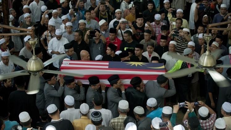 نقل 9 جثث لضحايا كارثة