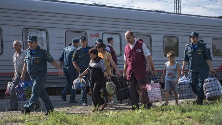 الأمم المتحدة: أكثر من مليون أوكراني نزحوا من ديارهم