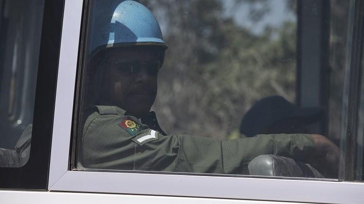 جبهة النصرة تشترط حذفها من قائمة الإرهاب لإطلاق سراح جنود فيجي المختطفين بالجولان