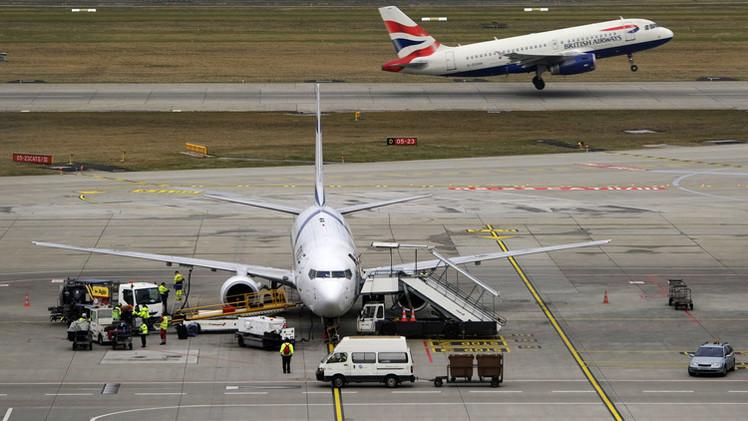 اياتا: الأزمة الأوكرانية تضعف أنشطة الشحن الجوي في أوروبا