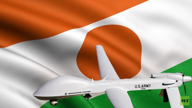واشنطن تستعد لإقامة قاعدة جديدة لطائراتها من دون طيار في النيجر
