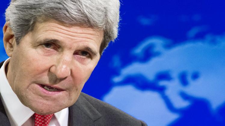 كيري يلتقي مفاوضين فلسطينيين في واشنطن الأربعاء