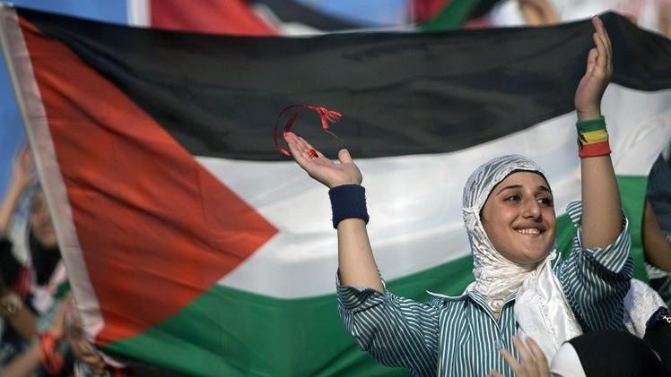 تغريم سيلتيك وسانت جونسون الاسكتلنديين بسبب رفع علم فلسطين