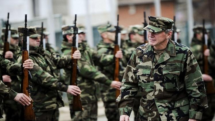 لافروف: واشنطن والناتو يشجعان
