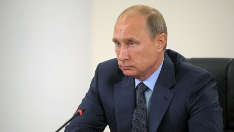 بوتين يعزي أقارب الصحفي ستينين والخارجية الروسية تدعو لإجراء تحقيق