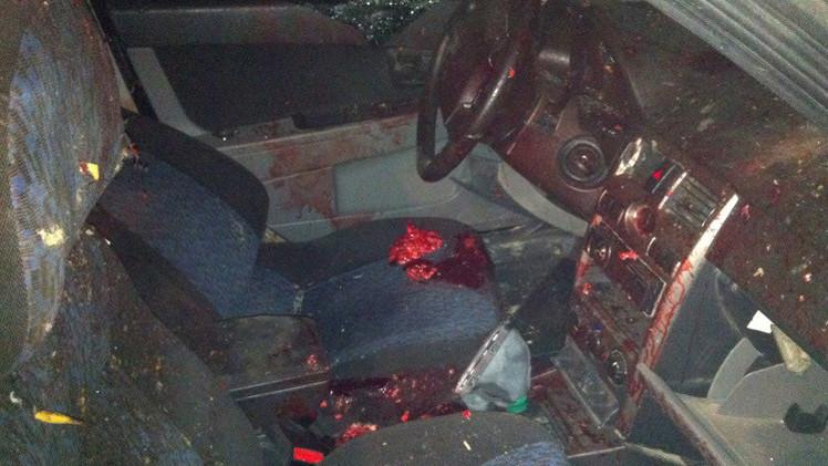 العثور على سيارة بها جثث 5 قتلى في داغستان