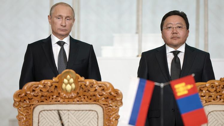 منغوليا تقترح إعفاء صادراتها إلى روسيا من الضرائب لزيادة حجم التبادل التجاري
