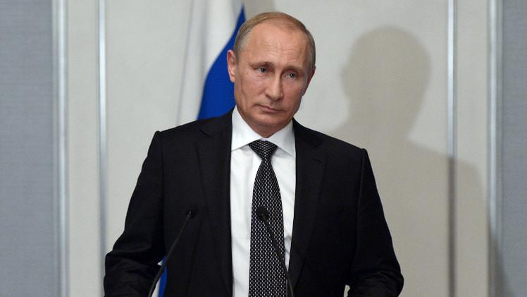 بوتين يكشف عن خطته لتسوية الأزمة الأوكرانية