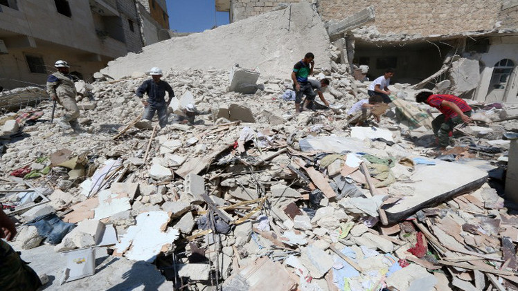 مقتل 21 سوريا بتفجيرات في مناطق متفرقة من البلاد