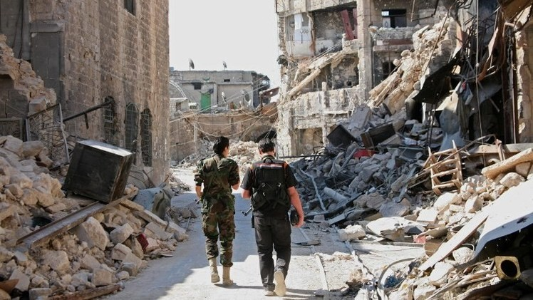 اختطاف الصحفي الأمريكي بيتر ثيو كيرتس في سورية تم بمشاركة 3 كنديين
