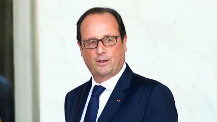 باريس لا تستثني إمكانية العمل العسكري لمواجهة