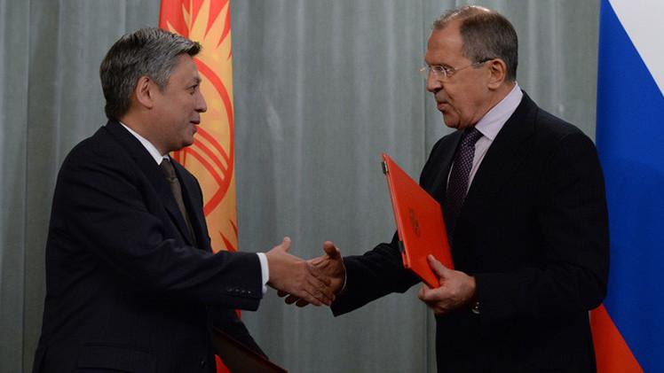 قيرغيزستان في طريقها للانضمام إلى الاتحاد الجمركي والاتحاد الأوراسي