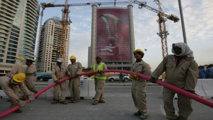 فقدان ناشطين حقوقيين بريطانيين في قطر