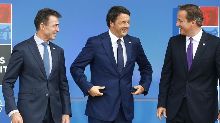 إيطاليا: على الناتو ألا يصبح عاملا مزعجا في أوكرانيا