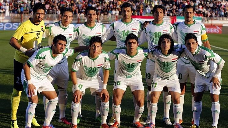 العراق يخسر بثنائية أمام البيرو وديا